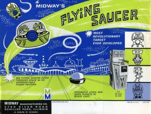 Flying Saucer Flyer